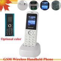 Ycall cordless handheld phone portable gsm wireless telephone for home offfice use