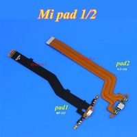 ChengHaoRan 1Piece Dock Connector USB Charging Port Flex Cable for XiaoMi Mi Pad 1 2