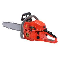 ZJMZYM 1pcs Chainsaw 2-Stroke Air-cooling 50CC 20'' 2.2KW 550mm cutting length