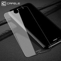 CAFELE HD Clear Screen Protector for iphone 7 plus 0.3 mm 2.5D Curved Edge Tempered Glass Protective Film for iPhone 7 6 6s Plus