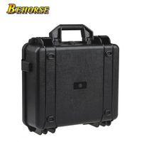 BEHORSE DJI Mavic Pro Carry Case Bag Portable Carbon Hard Shell Drone Box