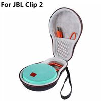 Small Starfish Portable Clip2 Travel Storage Carrying Bag Pouch Box for JBL CLIP