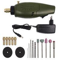 Tooth Grinder Electric Mini Set 12 V DC Dremel Accessories for Milling Polishing