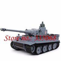 HENGLONG 3818-1 RC tank German tiger I 1/16 RC tank RTR-2.4G