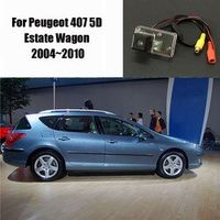 Thehotcakes Car Rear View Camera For Peugeot 407 5D Estate Wagon 2004 2010 Reverse