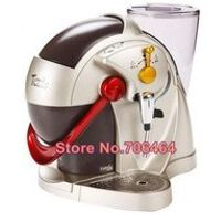 Fully automatic caffitaly capsule coffee machine Red espresso capsule coffee maker Latte cappuccino electric kitchen appliance