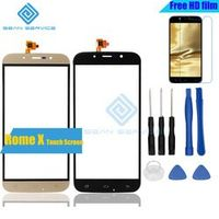 """For original UMI ROME X TP Touch Panel Perfect Repair Parts +Tools Touch Screen 1280X720 5.5"""" UMI ROME Mobile phone TP"""