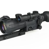 CANIS LATRANS 2.5X MAK 350 Night Vision Rifle Scope For Hunting Shooting