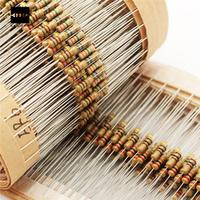 ELDOER Electric 1500pcs 1/4W Assorted Carbon Film Resistor