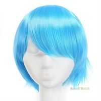 Short Straight Wigs Cosplay Wigs (NWG0CP60353)