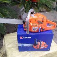 Professional wood cutter HUS 365 Gasoline 65CC CHAIN SAW Heavy Duty Chainsaw