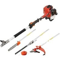 Professional multifunctional 40-5 engine 4 in 1 Petrol Hedge Trimmer Chainsaw