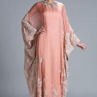 SexeMara Elegant Long Sleeve abaya in dubai kaftan Dresses