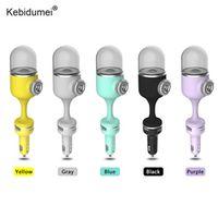 Kebidumei Car Aroma Diffuser Humidifier Portable 12V Air Purifier Freshener Auto