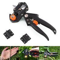 VKTECH Fruit Tree Pro Pruning Shears Scissor Grafting Tool 2 Blade garden set pruner