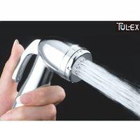 Tulex Toilet Shower Head Bidet Hand Sprayer Hand bidet Bathroom Chrome Plated Wholesale Retail