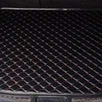 KUNFINE Car Styling Car Trunk Mats for Citroen C4L Carpet Floor Mats
