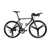 VTSP 14 Speed Road Bike 700C Fixed Gear One-Shaped Handlebar Unisex wheel