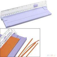 Cewaal Portable A4 Precision Paper Card Trimmer Ruler Photo Cutter Cutting Blade