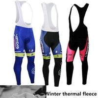 WeRiding bib pants winter thermal fleece long pro cycling clothing