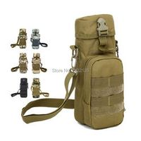 UNITEWIN Tactical Molle Zipper Water Bottle Hydration Kettle Military Waist