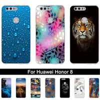 "CEOTNG Soft TPU Case for Huawei Honor 8 FRD-L19 FRD-L14 5.2"" for Huawei Honor8"