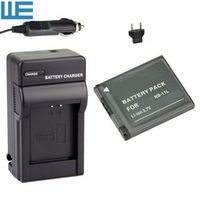 NB-11L NB11L Battery Charger for Canon PowerShot ELPH A2300 A2400 A2500 A2600 A3400