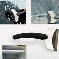 Car-styling Snow Ice Shovel Scraper Removal tool case for Nissan Qashqai Teana X-Trail Livina Sylphy Tiida Sunny March Murano