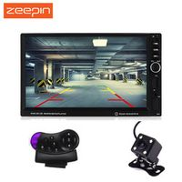 Zeepin Universal Car Multimedia Player 7inch Wince Touch Screen 800*480 MP5 Player