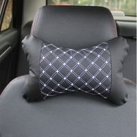 herorider Headrest Auto Supplies Neck Warm Winter Bone Care Cervical Car Seat Pillow