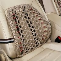 sikeo Pad Interior Accessories Car Styling Universal Mesh Massage Back Ice Silk