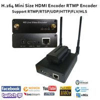 U8 MPEG-4 AVC/H.264 wifi Video HDMI Transmitter live Broadcast wireless H264 iptv