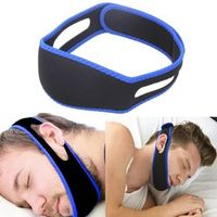 relcare Anti Snore Stop Snoring Belt Apnea Chin Support Straps for Woman Man Night