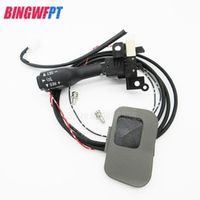 BINGWFPT 84632-34011 Steering Wheel Cover Lower Cruise Control Switch Handle