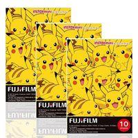 Fujifilm Instax Mini Poke mon Instant 30 Film for Fuji 7s 8 8 9 25 50s 70 90 300 SP-1