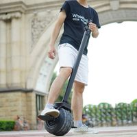PCFGSL Electric Unicycle One Wheel Electric Scooter 500W Motor Hoverboard