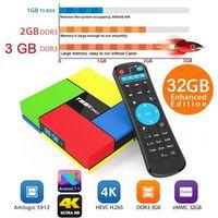 KEPNIX T95K 2G 16G/3G 32G amlogic s912 3gb Android 7.1 TV box 8 Core Dual Band WIFI