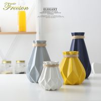 Freeson Europe Brief Porcelain Vase Ceramic Flower Vase