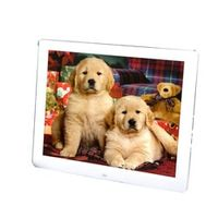 Andoer 15'' HD Digital Photo Frame TFT-LCD 1024*768 Picture with Remote Desktop