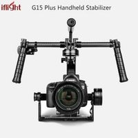 Upgraded RTF iFlight G15 DSLR Handheld Brushless Gimbal w/Alexmos BASECAM Controller Motor w/ Encoder for 5D/GH3//GH4/A7S/BMPCC