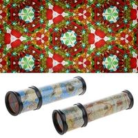 OOTDTY 21cm Rotation Cute Classic Colorful Kaleidoscope