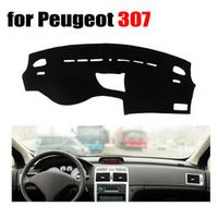 GLCC Car dashboard covers mat for Peugeot 307 all the years Left hand drive