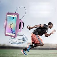 Rosany Running Sports Armband For Huawei P8 P9 Lite P10 P20 Honor 5X 6X 6A 7X Nokia