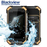"""Blackview BV6000S Smartphone 4G Waterproof IP68 4.7"""" HD MT6737 Quad Core Android 6.0"""
