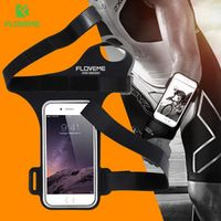 """FLOVEME 5.5"""" Cycling Riding Sport Gym Armband Bag Case For iPhone 6 6S 7 Plus Running"""