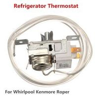 Audew Refrigerator Cold Control Thermostat 2198202 For Whirlpool Kenmore Roper