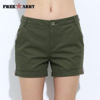 Free Army FREEARMY Mini Women's Sexy Short Summer Cotton