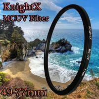 KnightX MC UV 52mm 58MM 67MM 77MM Lens Filter for Canon Nikon 1200D 750D D7000 D5100