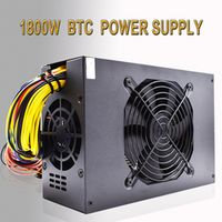 SENLIFANG ETH ZCASH MINER Gold LIANLI 1800W BTC power supply for R9 380 RX 470 RX480