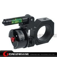 Greenbase Discovery 25.4/30mm Rings Flippable Bubble Level Mount Angle Degree Cosine